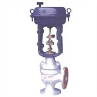 CV3000 Series HAC Balanced Cage Type Regulating Valve Angle