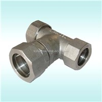 Carbon Steel T-Shaped Pipe Fitting