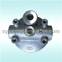 Carbon Steel Porous Ball Value Parts
