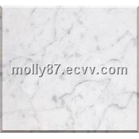 Marble Tiles - Carrara White