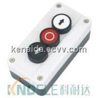 Control Pushbutton Box (XB2-B213)