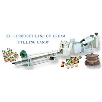Cream Filling Candy Production Line