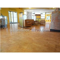 Crystal Surface Laminated Floor