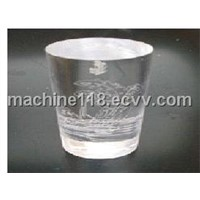 Cylindrical Acrylic Laser Engraving Machine