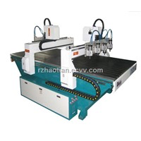 Double Gantry Multi-Axis CNC Router (D1325W-8)