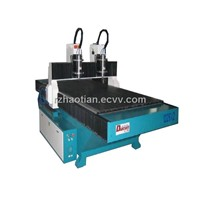 Double Head Multi-Axis CNC Router (D1325W)