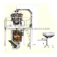 DCK-500 Automatic Electronic Weighing Large Scale Packing Machine