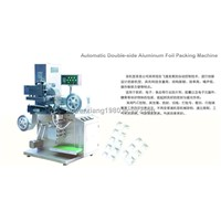 DLL-160D Automatic Double-Side Aluminum Foil Packing Machine