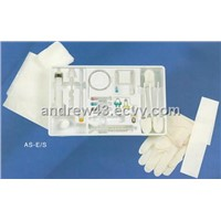 Disposable Anesthesia Puncture Package (Model:AS-E/S)