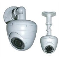 Dome Camera 600TV Lines Low Illumination CCD Board Specification