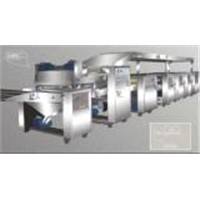 Dual Slitting Forming And Spillage Recycling Machine