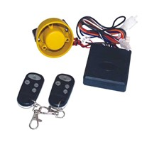 Electric Bicycle Alarm System