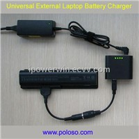 External Laptop Battery Charger