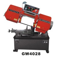 Metal Steel Band Sawing Machine (GW4028)