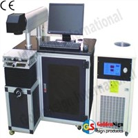 Goldensign Diode Pumped Laser Marking Machine