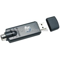 HD DVB-T USB2.0 Dongle for PC/Laptop