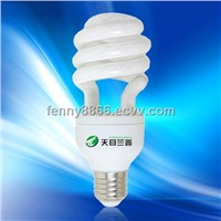 Half Spiral Energy Saving Lamp CFL Esl Tube Bulb Lighting