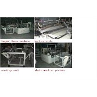 Hanger Shape Bag Making Machine