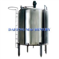 Heat Preservation Blending Storage Tank