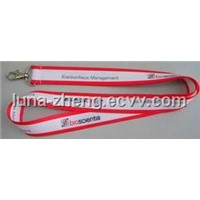 Heat Transfer Print(Dye Sublimation) Lanyard
