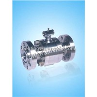 High Pressure Forred Ball Valve