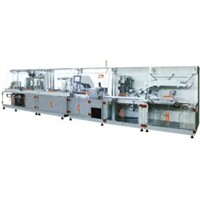 High Speed Blister Cartoning Line