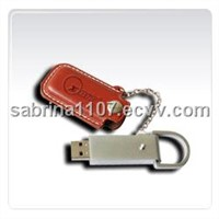 Hight Quality Leather USB Memory Stick
