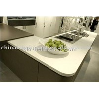 Solid Surface Countertop & Artificial Stone Vanity top