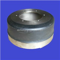 KIC Gray Iron Brake Drum