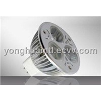 LED Spot Light (MR16 220V 3X1W)