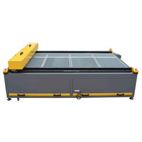 Large Scale Acrylic Laser Cutting Machine