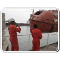 Lifeboats and Davits Inspections