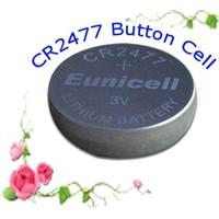 Lithium Coin Battery Cell (CR2477)