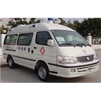 Medical Equipment/Intensive Care Ambulance with Golden Dragon Chassis