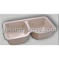 Modified Acrylic Solid Surface Washbasins