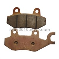 Motorcycle-Sintered Brake Pad