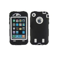 OttaBox Case Defend Cover for iPhone 3G/3GS Black Case