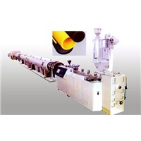 PE Water Supply and Gas Supply Pipe Extrusion Line