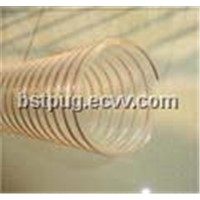 PU Hose with Copper Coated Steel Wire Reinforced