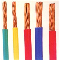 PVC Insulation Electric Cable
