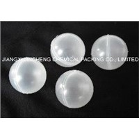Plastic Hollow Balls