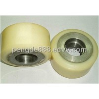 Polyurethane Wheel with Steel Centre