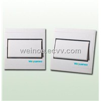 RF Single Button Wireless Rocker Switch