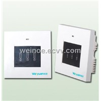 RF Single Way Dimmer Touch Screen Switch