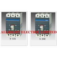 S Series Moulded Case Circuit Breaker (MCCB)