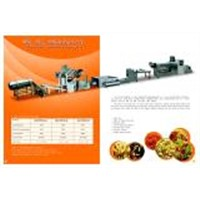 Screws/Shell/Bugles Chips Processing Line