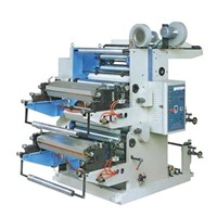 Double-Color Flexography Printing Machine