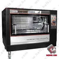 Small Desktop Electric Heating Rotary Oven