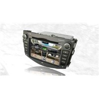 Special Car DVD Player & GPS for Toyota RV4 with 7