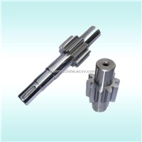 Stainless Steel Gear Shaft